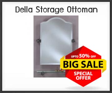 Onlinestorageauctionsnearme Della Storage Ottoman